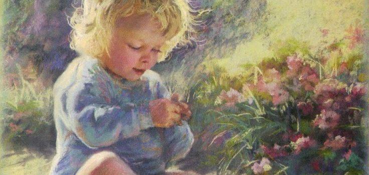 Дети – лучшие художники!