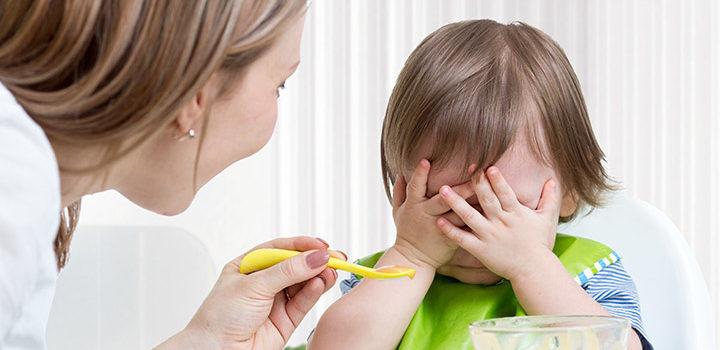 Плохой аппетит у ребенка. Причины и лечение.